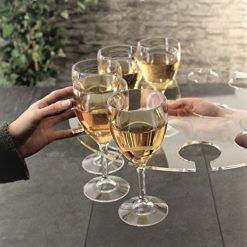 Wine Glass Serving Tray image