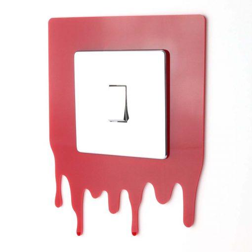 Single Paint Run Acrylic Socket Surround