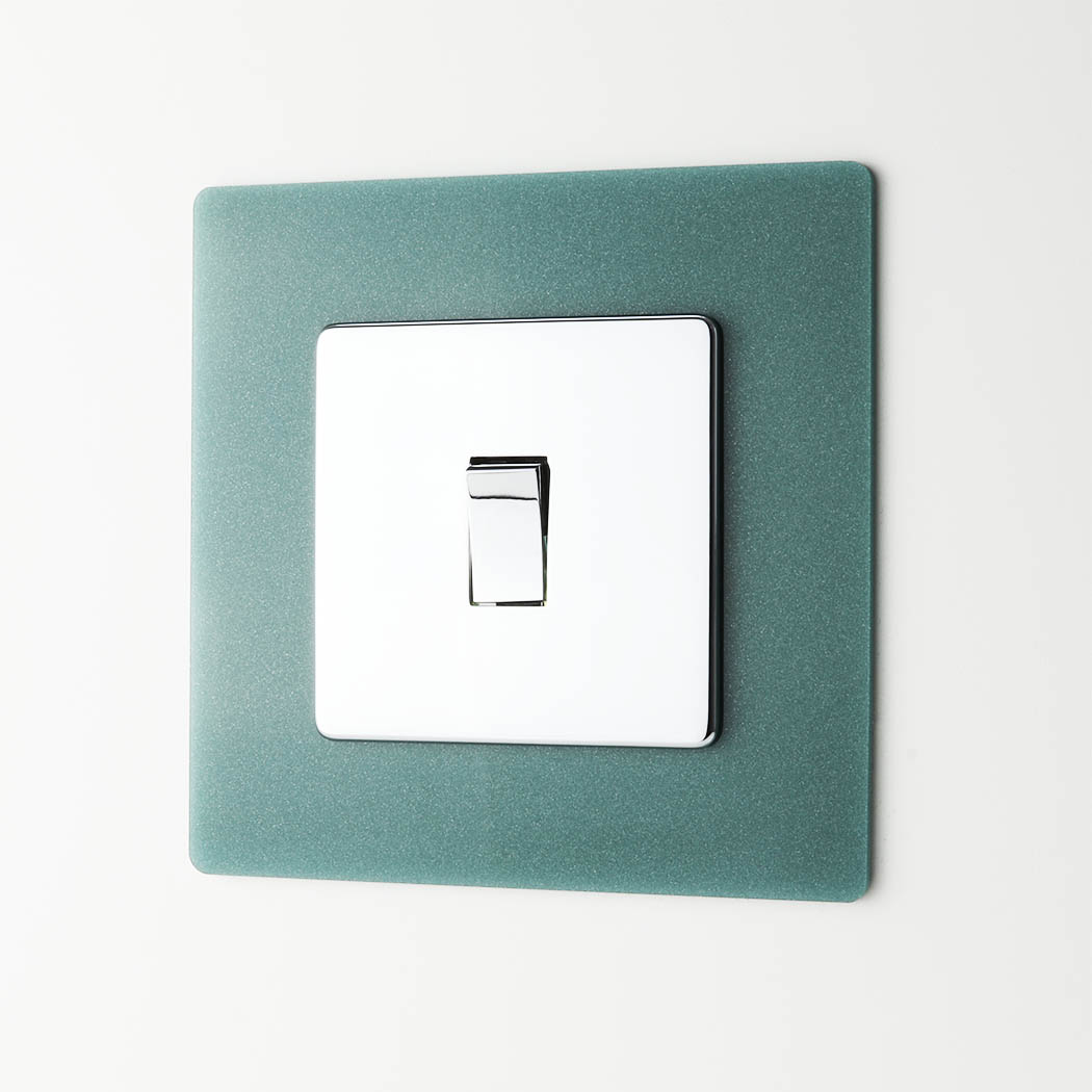 Single Light Switch Surround