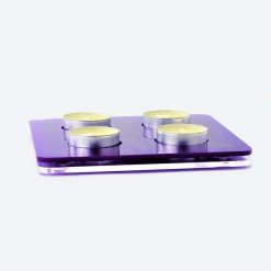 Square Tea Light Holder