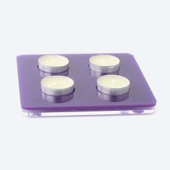 Square Tea Light Holder 2