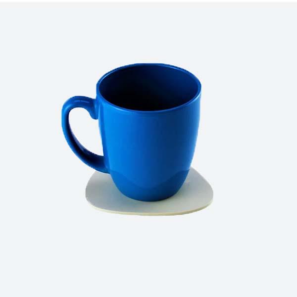Pebble Coaster with mug