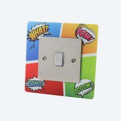 Pow Light Switch Surround