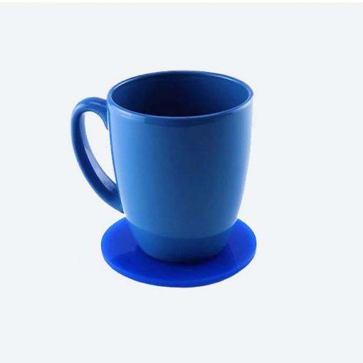 Round Coaster with mug