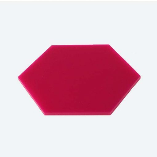 Hexagon Coaster Single
