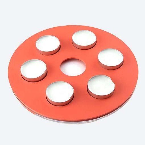 Circle Tea light Holder 2