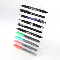 10 Space Acrylic Pen Holder