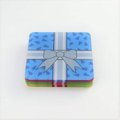 Christmas Presents Coaster Stack