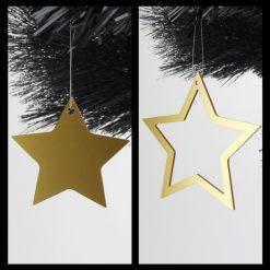 Simple Star Decoration