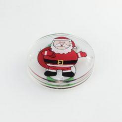 Christmas Character Coaster Set Stack