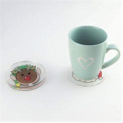 Christmas Character Set with Mug