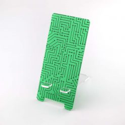 Printed Acrylic Circuit Board Design Mobile Phone Stand