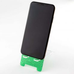 Circuit Board Design Mobile Phone Stand With Phone