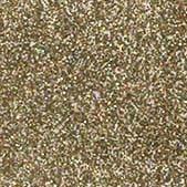 Gold Glitter Acrylic Swatch