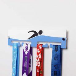 Swimming Medal Design Medal Display Hanger