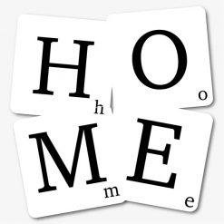 HOME Coasters