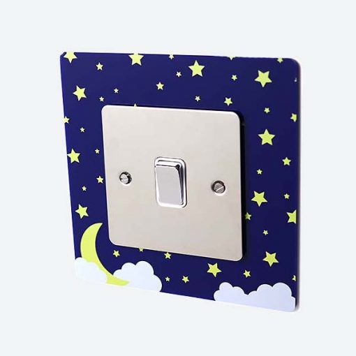Starry Sky Light Switch Surround