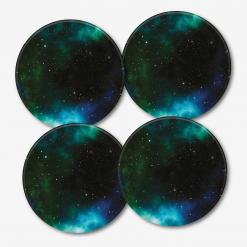 Galaxy Coasters