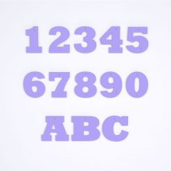 Bold House Numbers