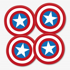 Captain America Coaster