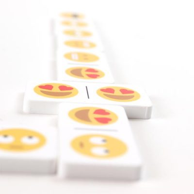 Emoji Dominoes 4