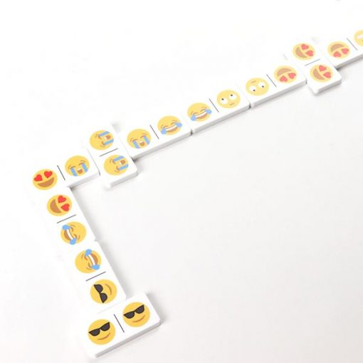 Emoji Dominoes 5