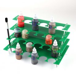 Straight Model Paint Stand