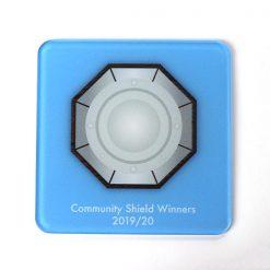 Man City Community Shield Winners