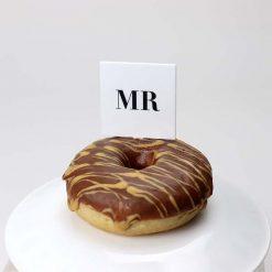 Mr Pick in cake