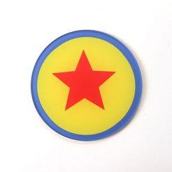 Pixar Ball Coaster