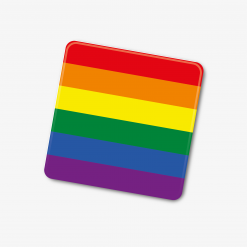 Pride Flag Coaster