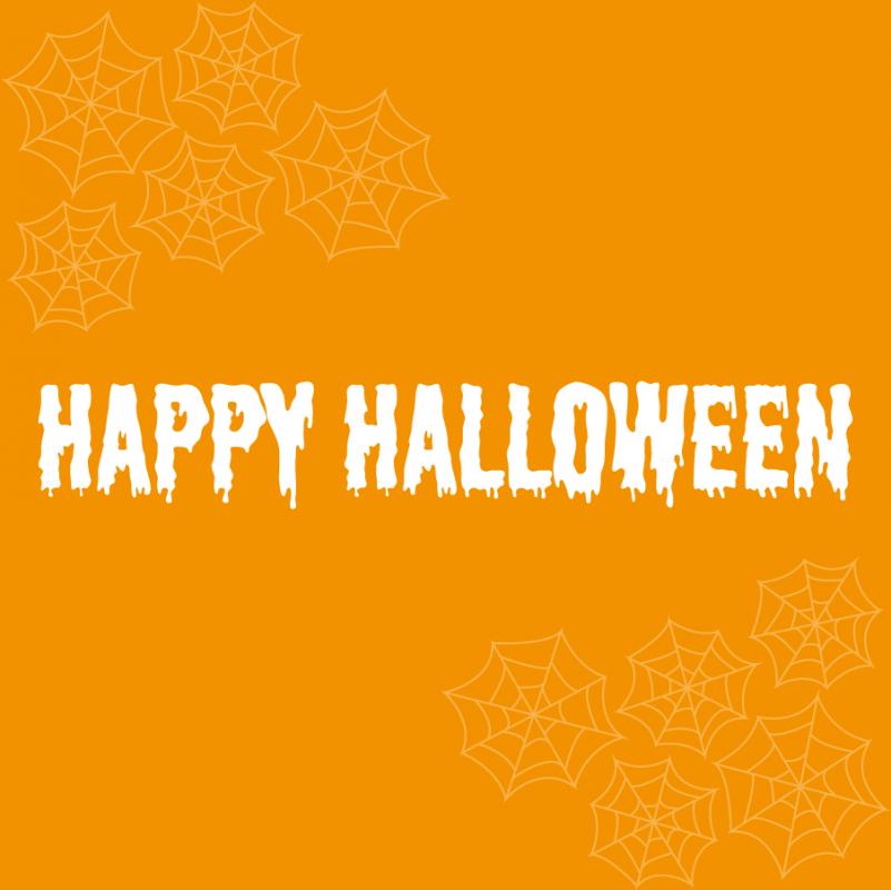 Halloween Post Banner
