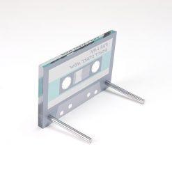 Cassette Close Up 2