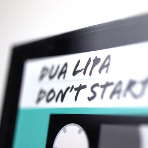 Cassette Close Up