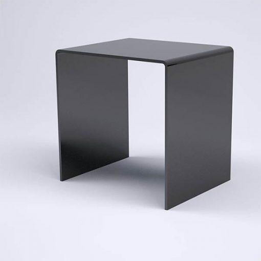 Modern Black Acrylic Table