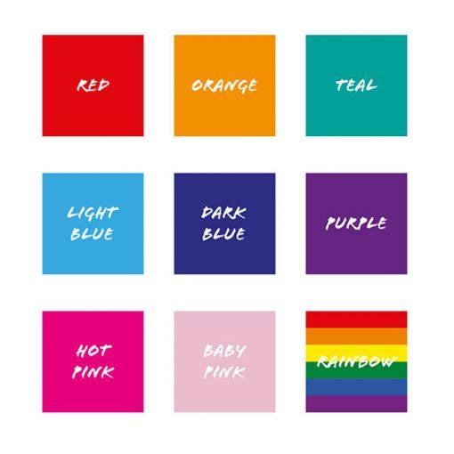 Cassette Colours