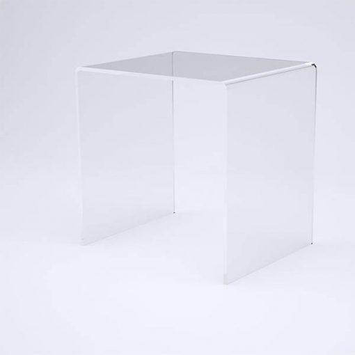Modern Clear Acrylic Table