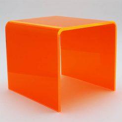 Modern Neon Edgelit Acrylic Table 2