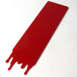 Paint Run Door Plate
