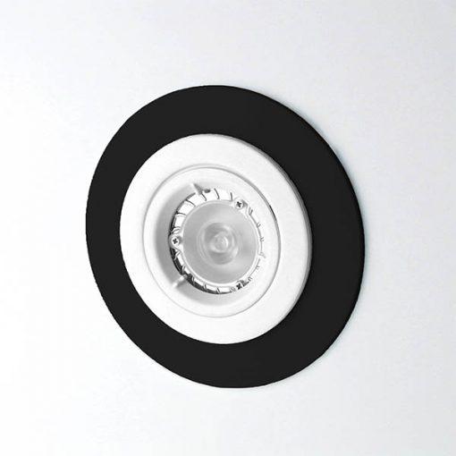 Black Spot Light Surround