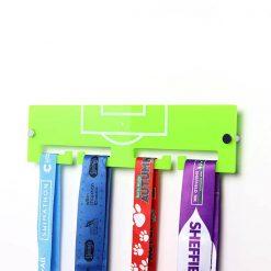 Football Pitch & Medals Hanger