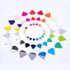 Diamond Acrylic Craft Shapes