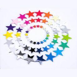 Star Acrylic Craft Shapes