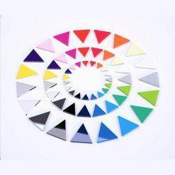 Triangle Acrylic Craft Shapes