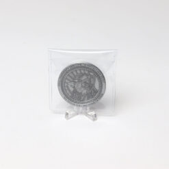NHS Covid-19 Coin_Clear Coin Stand in Bag