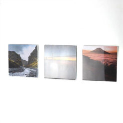 Self Adhesive Acrylic Square Photo Pockets_3 Pictures